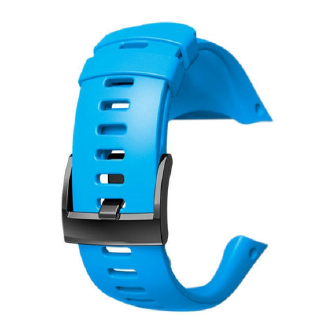 Suunto Spartan Trainer Wrist HR - Blue Silicone Replacement Band