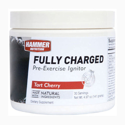 Hammer Nutrition Fully Charged - 141 g Tub