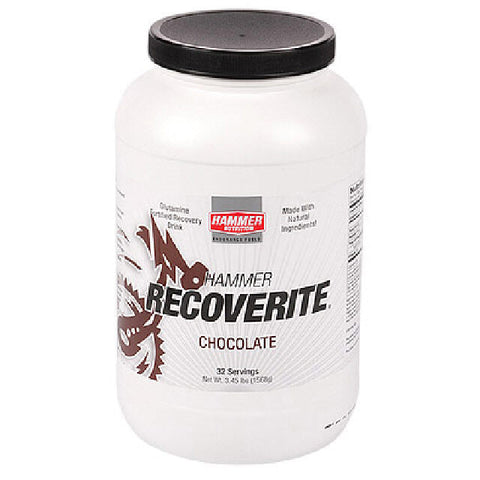 Hammer Nutrition Recoverite - Chocolate - 1.57 kg Tub