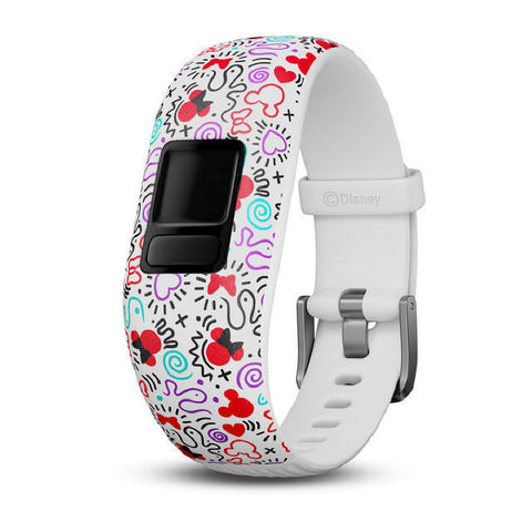 Garmin vivofit jr. 2 - Adjustable Disney Minnie Mouse Band