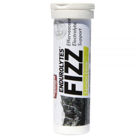 Hammer Nutrition Endurolytes Fizz - Lemon Lime - Tube (13 Tablets)