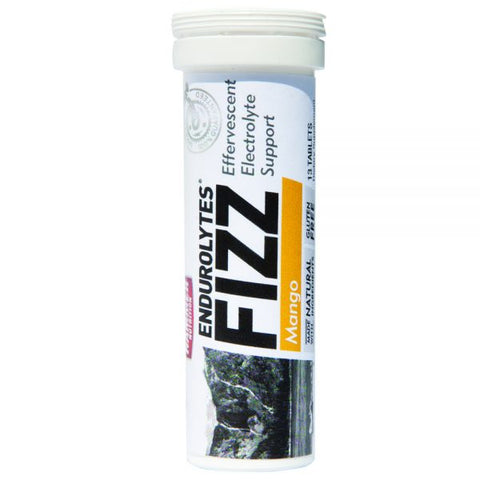 Hammer Nutrition Endurolytes Fizz - Mango - Tube (13 Tablets)