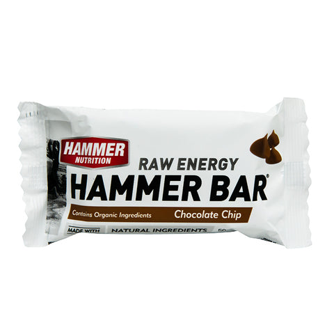 Hammer Nutrition Hammer Bars - Chocolate Chip - Box of 12