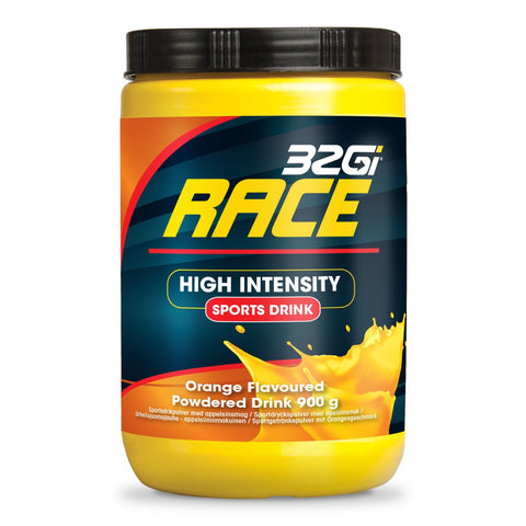 32Gi Endure Race Drink - Orange - 900 g Tub