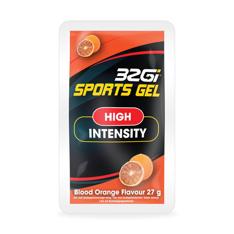 32Gi Sports Gels - Blood Orange- Box of 20