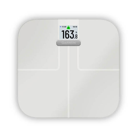 Garmin Index S2 WI-FI® Smart Scale - White