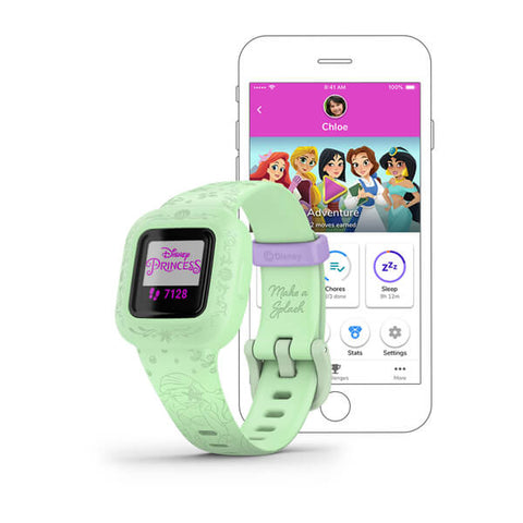 Garmin vivofit jr. 3 Disney The Little Mermaid