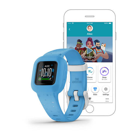 Garmin vivofit jr. 3 Blue Stars