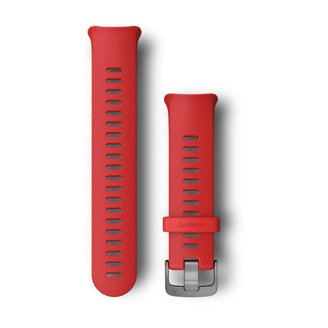 Garmin Foreunner 45 - Lava Red Replacement Band