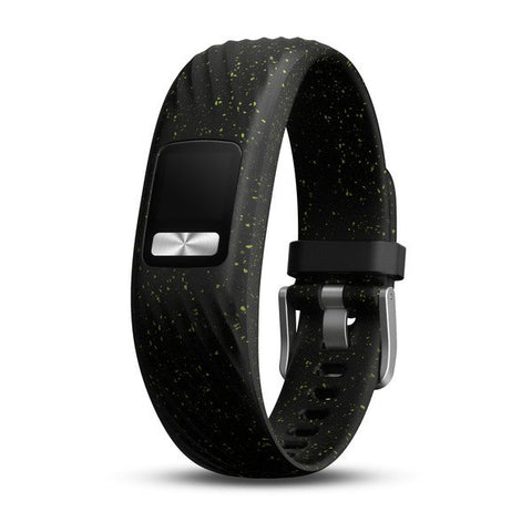 Garmin vivofit 4 Watch Band - Black Speckle (Small/Medium)