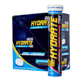 32Gi Hydrate Tabs - Raspberry - Box of 8 Tubes