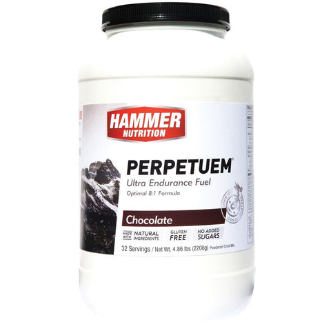 Hammer Nutrition Perpetuem - Chocolate - 1.66 kg Tub