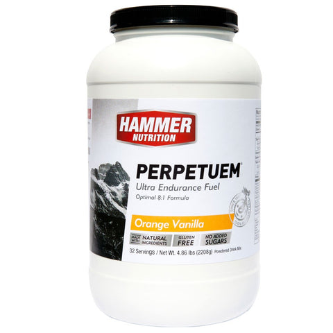 Hammer Nutrition Perpetuem - Orange Vanilla - 1.66 kg Tub
