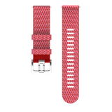 Polar Woven Wristband 22mm Small - Red Paracord
