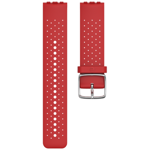 Polar Vantage M Wristband Small - Red