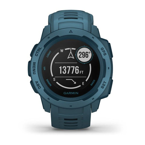 Garmin Instinct - Lakeside Blue