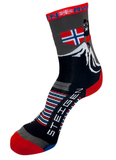 Steigen Performance Socks - 3/4 Length - Unisex