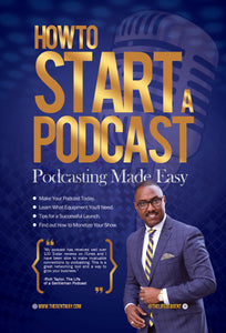 How to Start a Podcast (1 Hour Training)