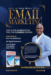 How to Sell More with Email Marketing      (1 Hour Training)