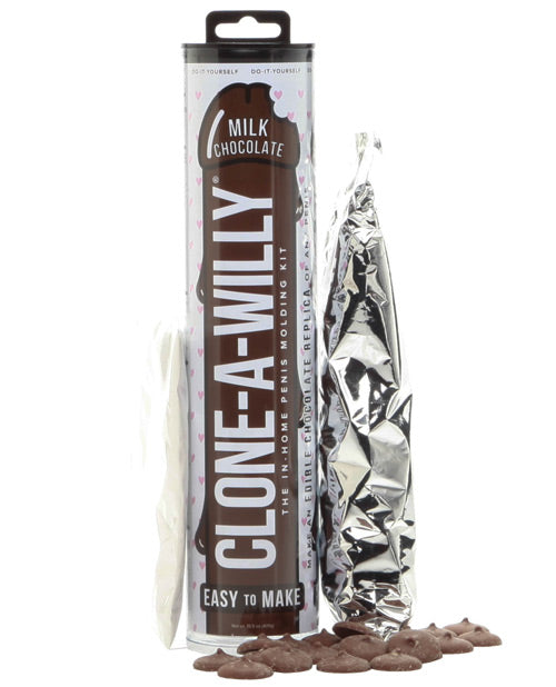 Clone-a-willy Kit - Milk Chocolate Candy