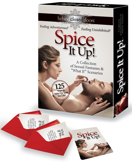 Spice It Up Game