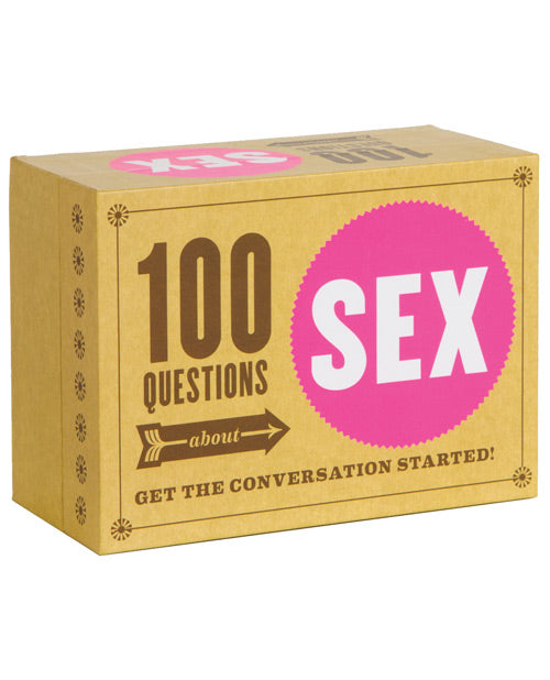 100 Questions About Sex Game