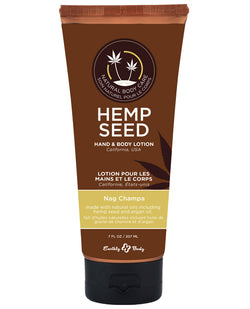 Earthly Body Velvet Lotion - 7 Oz Tube Nag Champa