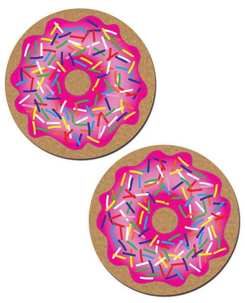 Pastease Donut W-sprinkles - Pink O-s