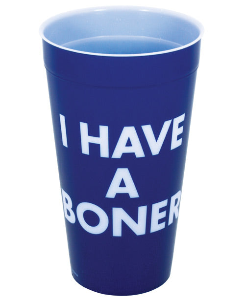 I Have A Boner Drinking Cup