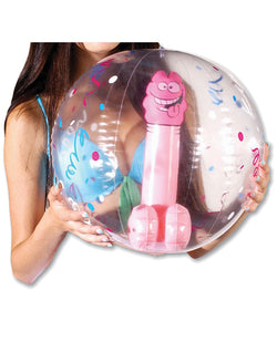 Bachelorette Pecker Beach Ball