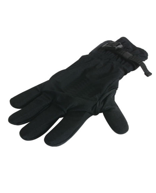 Fukuoku 5 Finger Righthand Massage Glove Medium - Black