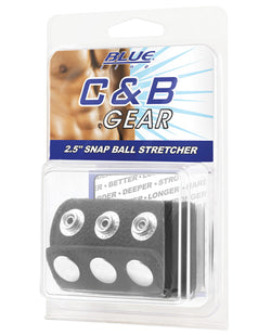 "Blue Line C&b 2.5"" Snap Ball Stretcher"