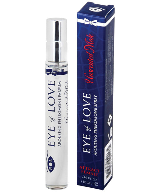 Eye Of Love Unscented Male Arousing Pheromone Parfum - 10 Ml