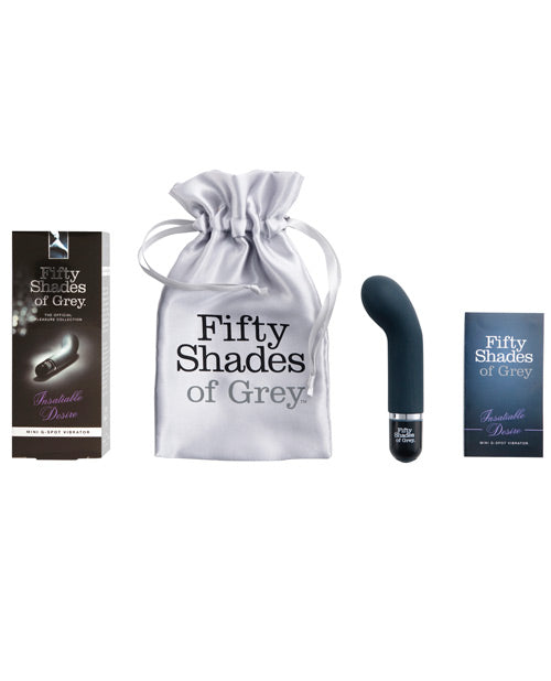 Fifty Shades Of Grey Insatiable Desire Mini G-spot Vibrator