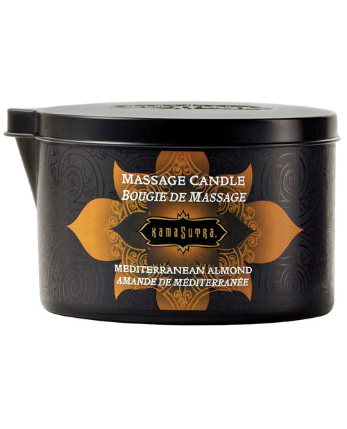 Kama Sutra Ignite Massage Candle - Sweet Almond