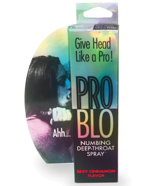 Problo Numbing Deep Throat Spray - Cinnamon
