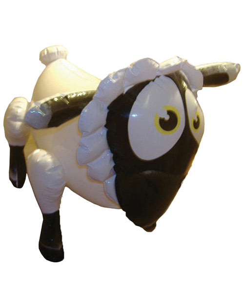 Naughty Originals Inflatable Sheep - Lady Bah Bah