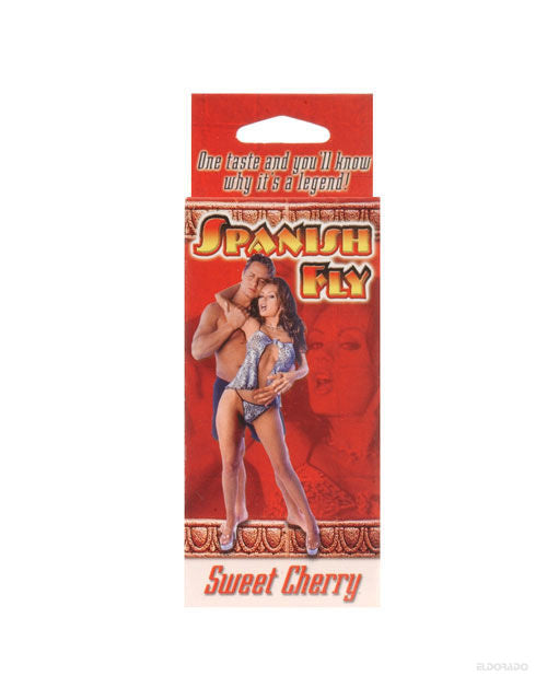 Spanish Fly Liquid - 1 Oz Cherry
