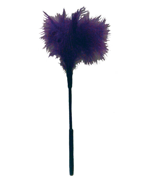 Sex & Mischief Feather Tickler - Purple