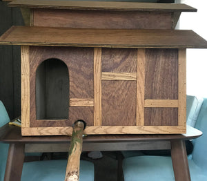 The Manor Barn Owl Box