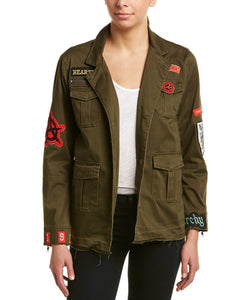 ELAN PATCHES JACKET -