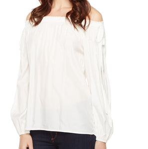 UNION OF ANGELS  MARIA TOP - WHITE