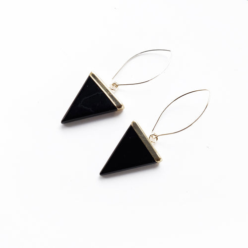 TRIUNE EARRINGS-JEWELRY-Lulu-Bela