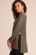 DUSK TIL DAWN CUT OUT SWEATER