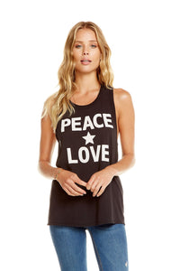 CHASER PEACE LOVE TANK