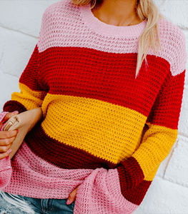 Cassidy Stripe Sweater
