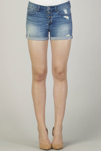 DEAR JOHN BUTTON FRONT SHORTS