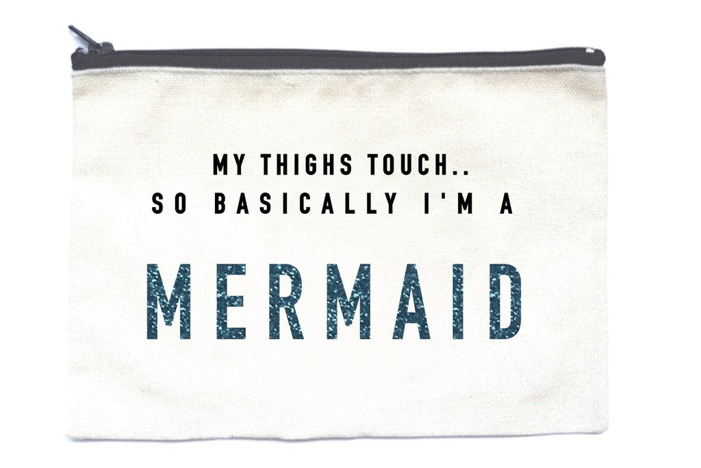 MOTHER TRUCKER - BASICALLY A MERMAID POUCH