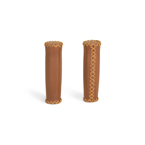 Honey Vegan Leather Grips | Brooklyn Bicycle Co.