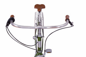 Swept Back Handlebars | Brooklyn Bicycle Co.